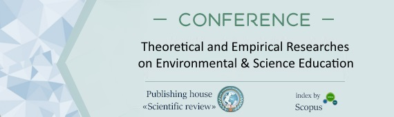The 1st International Conference - Theoretical and Empirical Researches